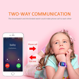 $enCountryForm.capitalKeyWord Australia - DS18 Smart Watch Children Monitor Safe Phone Watches GPS+WiFi+SOS Call Location Tracker Anti Lost Support SIM Card