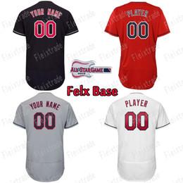 209c10559 2019 All Star Mens Cleveland Francisco Lindor Jose Ramirez Trevor Bauer  Corey Kluber Jason Kipnis Mike Clevinger Clevinger Baseball Jersey