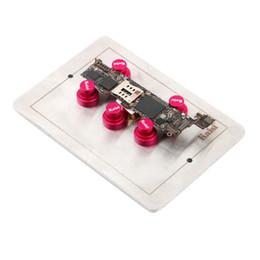 circuit board repair tools 2019 - Magnetic Universal Mold For Mobile Phone PCB Circuit Board Chip Position Holder Repair Tools cheap circuit board repair