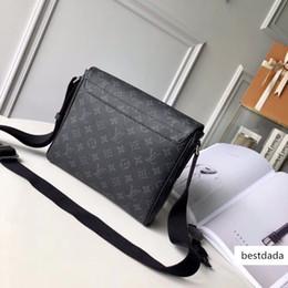borsa uomini borsa classica stile moda Messenger vari colori la scelta migliore per uscire, dimensioni: 25 * 22 * 8 cm, L026 libera del trasporto merci in Offerta
