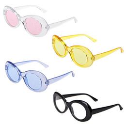 f7a961dd854 Hip Hop Men Sunglasses UK - Oval Sunglasses Hip-hop Men Women Driving Sun  Glasses