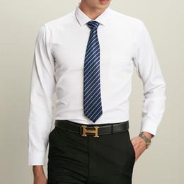 Gruesa Camisa Blanca Vestir De Online gfYyb76