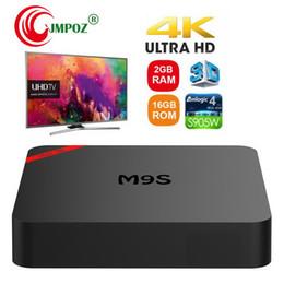 $enCountryForm.capitalKeyWord NZ - Hot M9S MINI S905W Android TV Box 2GB 16GB Quad Core 100M Lan 2.4G WiFi 4K VP9 HDR10 IPTV Android 7.1 Smart media player Better S9 PRO TX6
