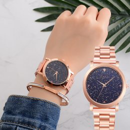 cheap rose watches Australia - Women Dress Watches Rose Gold Stainless Steel Lvpai Brand Fashion Ladies Wristwatch Creative Quartz Clock Cheap Luxury Watches