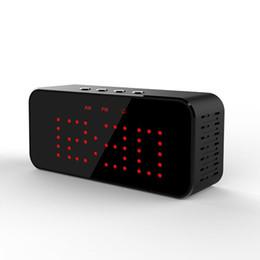 $enCountryForm.capitalKeyWord Australia - micro HD 4K IR Night vision WIFI alarm clock camera Wireless clock video recorder Max 128G