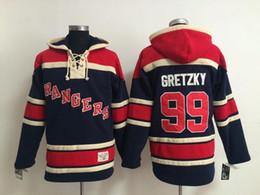 $enCountryForm.capitalKeyWord Australia - Factory Outlet, Men #99 Wayne Gretzky Old Time New York Rangers Ice Hockey Hoodies Sweatshirt Jerseys, Stitched sewn Numbering Lettering