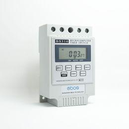 $enCountryForm.capitalKeyWord Australia - New Kg316t Ac 220v 50hz 60hz 25a Din Rail Digital Timer Switch T190620