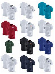 $enCountryForm.capitalKeyWord Australia - Top Quality New 2020 sweatshirt Hot Sweater MEN Polo Shirts Giants Jets Broncos Bengals Bills Panthers Early Season Polo Shirt