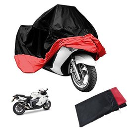 protective motorcycle covers Canada - Motorcycle Street Bike Cover Waterproof Protective Rain Breathable