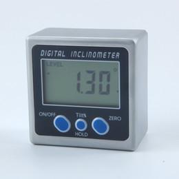 $enCountryForm.capitalKeyWord Australia - Mini Digital Inclinometer PRO 360 Degrees Electronic Aluminum Alloy Protractor Magnet Base Digital Bevel Box Angle Gauge Meter