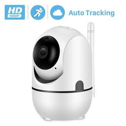 Audio Tracks Australia - BESDER 1080P Auto Tracking PTZ AI IP Camera WiFi Cloud Storage CCTV Home Surveillance IP Camera WiFi Two Way Audio Motion Alarm
