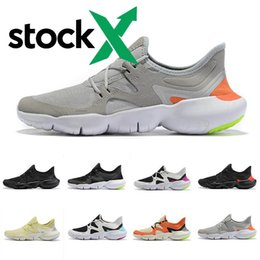 Discount 5.5 shoes stock X Free RNs 5.0 Sports Running Shoes Men and Women Shock Absorption Training basketball Sneakers hot sale 5.5-11