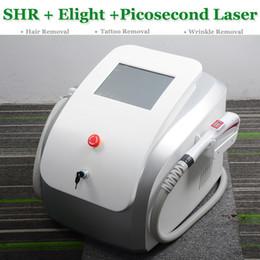 $enCountryForm.capitalKeyWord Australia - 3 IN 1 q-switch Picosure picosecond machine pico laser remove tattoo treatment SHR IPL Elight skin rejuvenation hair tattoo removal