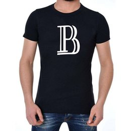 2f5404a7d Top brand T shirTs online shopping - Brand New B Mens Designer T Shirts  Black White