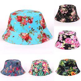 74c35102e5e Bucket Cap Man Women Unisex cotton Banana Hat Bob Caps Hip Hop cool outdoor  sports Summer ladies Beach Sun Fishing Bucket Hats