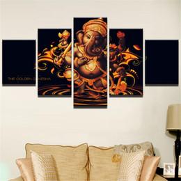 $enCountryForm.capitalKeyWord Australia - Hyper Beast Posters,5 Pieces Home Decor HD Printed Modern Art Painting on Canvas (Unframed Framed)