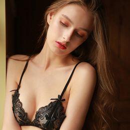 $enCountryForm.capitalKeyWord Australia - Hot Women Sexy Transparent Lace Bra Lingerie Porno Soutien Gorge Ropa Interior Push Up Bra Set Ropa Interior Underwear Women Set