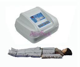 $enCountryForm.capitalKeyWord Australia - Heat Wrap slimming weight loss machine FAR INGRARED PRESSOTHERAPY Air Wave Pressure Detox Beauty massage fat Cellulite reduction instrument