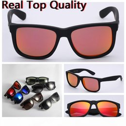 sunglasses cleaning UK - sunglasses top quality justin design uv400 lenses sun glasses for men women with leather case, clean cloth, accessories, retail accessories!