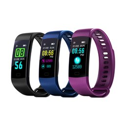 $enCountryForm.capitalKeyWord Australia - Fitbit Smart Bracelet Heart Rate Monitor Blood Pressure Fitness Tracker Watch Smart Band Sport Smart Watch for IOS Android iPhone Xiaomi