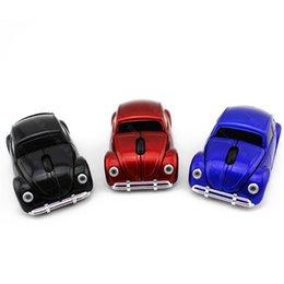 Горячая автомобильная мышь беспроводная мышь USB 2.4G Оптическая мышь Мыши Для Портативных ПК Компьютер USB-приемник Porsche завод