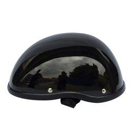 $enCountryForm.capitalKeyWord Australia - Skull Cap Motorbikes Accessories Cruiser Half Face Retro Helmet Head Protect Safety Chopper ABS Biker