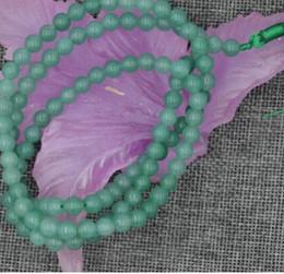 Mala Beads Free Shipping Australia - FREE SHIPPING new 6mm stone Buddhist 108 Prayer Beads Mala Bracelet Necklace