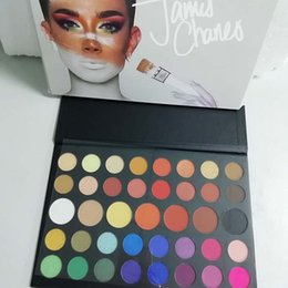Mais recente Maquiagem Sombra de olhos James Charles 39 paleta Da Paleta Da Sombra de Som Da Cor DHL Grátis