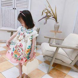 e894f0b1703286 Luxury kids princess dresses online shopping - luxury brand baby girl  summer dress kids summer cotton
