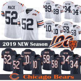 6e47a465213 Dallas cowboys jerseys en Ligne-52 Khalil Mack Chicago 2019 100th Season  Maillot Bears 89