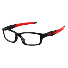 eyeglass anti slip Australia - Cubojue Sports Glasses Frame Men Women Eyeglasses Man Degree Optical Prescription Spectacles Clear Lens Anti Slip Eyewear