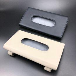 Vente en gros Cas de boîtes de mouchoirs en papier pour UAZ 31512 3153 3159 3162 3160 Simbir 469 accessoires de voiture Hunter Patriot