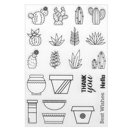 $enCountryForm.capitalKeyWord Australia - heap Stamps Cartoon Transparent Clear Silicone Stamp Seal for DIY Scrapbooking Album Photo Card Craft Decoration Kids toys Stamp Gift She...