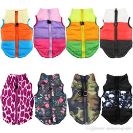$enCountryForm.capitalKeyWord Australia - Winter Dog Clothes For Small Dog Coat Puppy Outfit Fashion Clothing For Dog Vest Apparel Pet Chihuahua Clothes Roupa