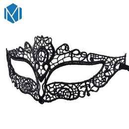 $enCountryForm.capitalKeyWord UK - Halloween Bat Hair Bands For Womens Lace Black Sexy Elastic Hair Accessories Party Headdress Girls Mask Cosplay Tools
