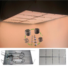 horticulture grow light NZ - 960W Full Spectrum LED Plant Grow Light LM301B+660nm LED Quantum Board Kit Grow Tent Light V2 QB288 Horticulture Diammable LED Panel Lights
