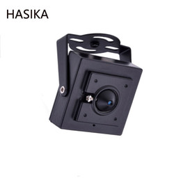 mini ntsc camera NZ - Mini Camera 36*36mm Color CMOS Real High Resolution Home Indoor Surivellence Camera Analog CCTV system Sony 700TVL Security Wired Camera