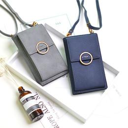 $enCountryForm.capitalKeyWord Australia - New Fashion Women Leather Messenger Phone Bags Simple Big Capacity Money Bag Coin Card Holder Purse Zipper Hasp Crossbody Bags