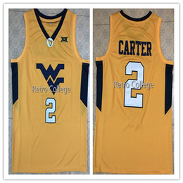 1ec75dd88 2019 new High Quality 2 Jevon Carter West Virginia Mountaineers College  Mens Basketball Jersey Custom any name and number all size xxs-6xl
