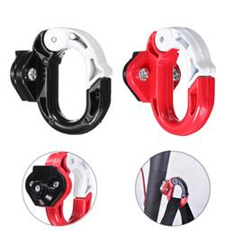 $enCountryForm.capitalKeyWord Australia - Hook Hanger Helmet Bags Electric Scooter Hanging Bags Claw Hanger Gadget Skateboard Tools Metal Hook for Xiaomi Mijia M365 New