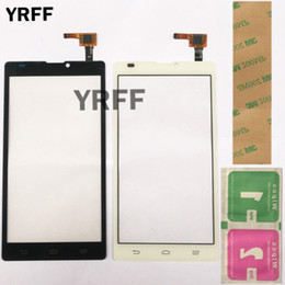 $enCountryForm.capitalKeyWord Australia - Mobile Phone Touch Screen Panel Sensor For ZTE Blade L2 Touch Screen Digitizer Front Glass Lens For ZTE L2 Glass