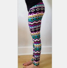 3441db3e19b99c 20 colors High Quality Comfortable Women girl casual Winter Christmas  Snowflake Knitted Elastic printed Leggings Fitness Cotton Pants 00