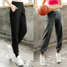 $enCountryForm.capitalKeyWord NZ - Women Yoga Pants Harem Loose Stretch Female Yoga Sport Trousers Bloomers Running Jog Fitness Gym Track Casual Pants Sweatpants #265313