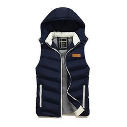 $enCountryForm.capitalKeyWord Australia - Brand Clothing Men Sleeveless Jacket Coat Autumn Ultrathin Chaleco Hombre Casual White Duck Down Vests Slim Men's Vest Waistcoat