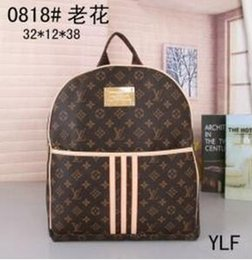 528ee5fef90 2019 NEW BRANDS AJLOUIS VUITTON old flower backpack MICHAEL 25 KOR shoulder  bag clutch handbag travel bag messenger package LOUIS