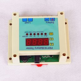 Wholesale FDY10 S Battery Capacity Tester A Discharger V Battery Applicable Electronic Load