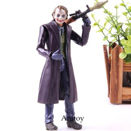Joker Hot Toys Australia - SHF S.H.Figuarts Hot Toy Action Figure Joker The Dark Night PVC Collection Model Toys 15cm