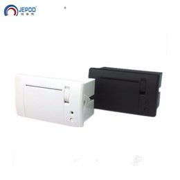 rs232 usb module Australia - JEPOD JP-QR204 58mm RS232 TTL+USB Mini Thermal Panel Printer Thermal Receipt Module Kiosk Printing Embedded Printer for Embedded Device