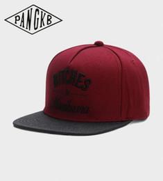 $enCountryForm.capitalKeyWord Australia - wholesale Brand B&M CAP spring autumn letter snapback hat hip hop Headwear for men women adult outdoor casual sun baseball