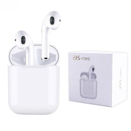 $enCountryForm.capitalKeyWord UK - Mini i9s Twins Earbuds Mini Wireless Bluetooth Earphones i7s TWS Air Headsets Pods Stereo Headphones For IPhone 6s Android